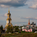 Suzdal town