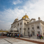Gurdwara Bangla Sahib, New-Delhi